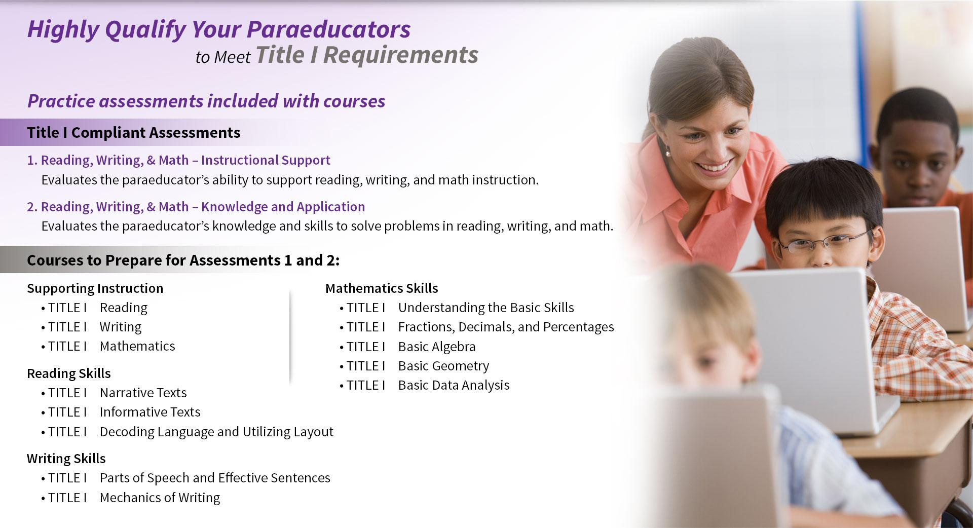 Its Not Easy Teaching Special Ed >> Paraeducator Online Training Mt