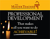 2014 Master Teacher eCatalog Includes Professional Development That Makes All You Want to Do Achievable