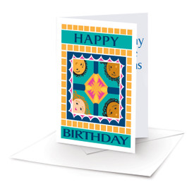 4 Kids And Candles Birthday Card Package Of 30