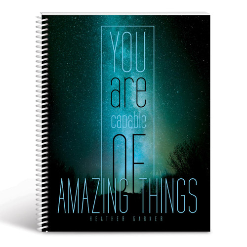 amazing things cover blue
