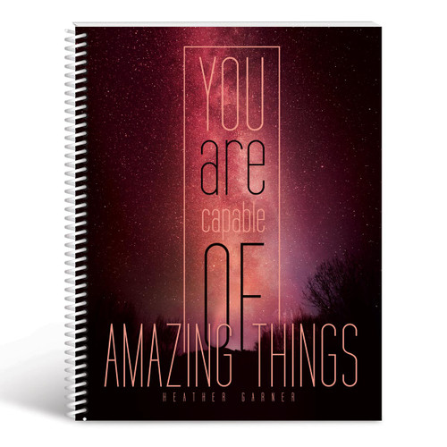 amazing things cover red