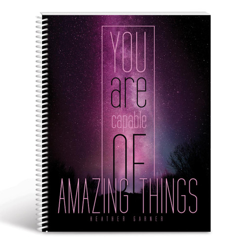 amazing things cover pink