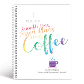 coffee rainbow cover