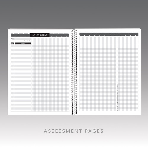 assessment pages