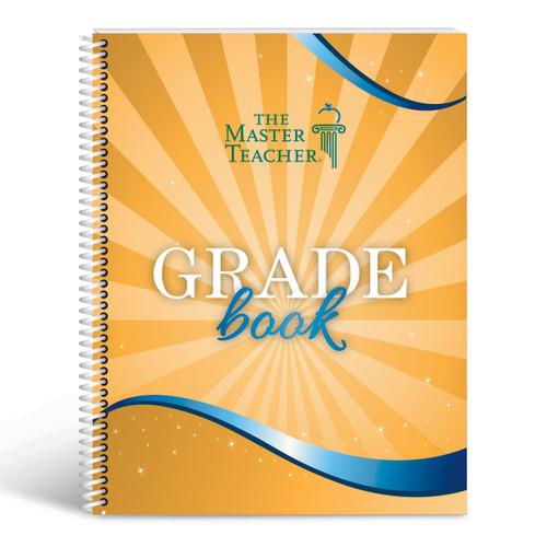 master teacher grade book cover