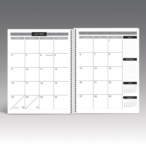 July calendar spread