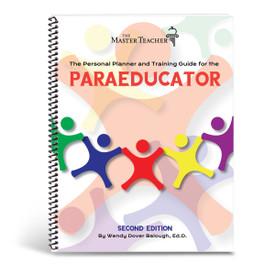 cover of paraeducator training guide