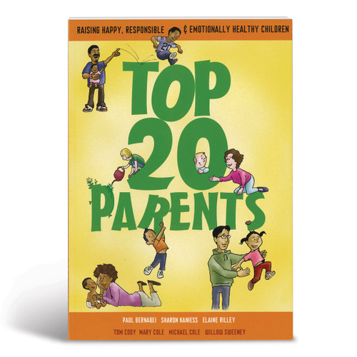 Cover of Top 20 Parents book