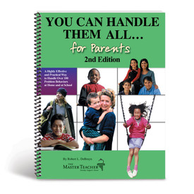 Cover of You Can Handle Them All...for Parents book