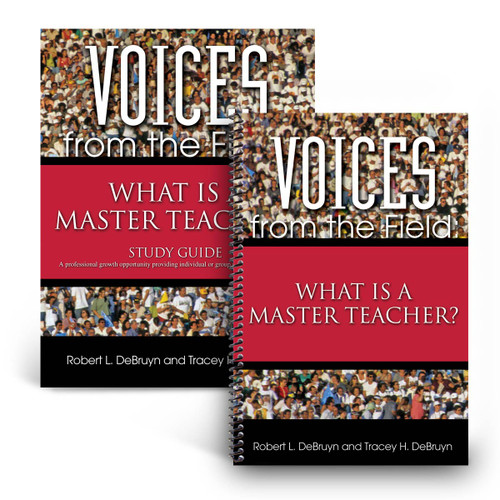 cover of voices from the field book and study guide