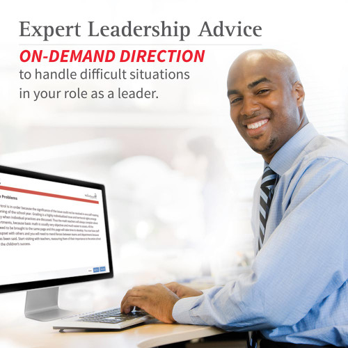 the principal's gps: expert leadership advice