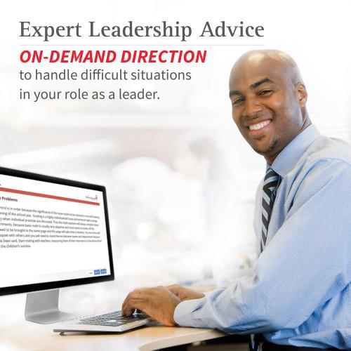 the principal's gps: expert leadership advice