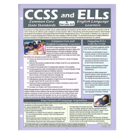 common core state standards and English language learners reference guide
