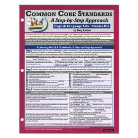common core standards English language arts k-5