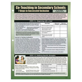 co-teaching in secondary schools reference guide