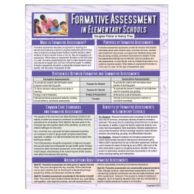 formative assessment in elementary schools reference guide