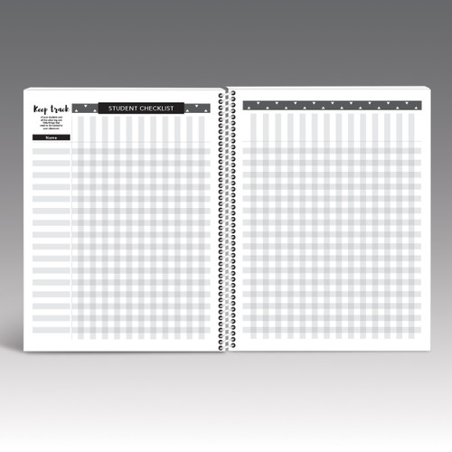 student checklist pages