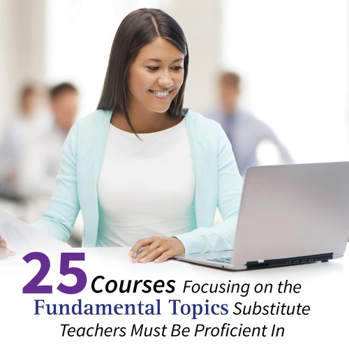 substitute teacher online courses