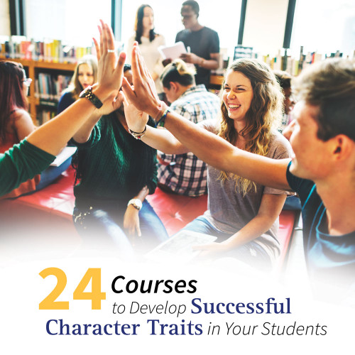 character education online courses