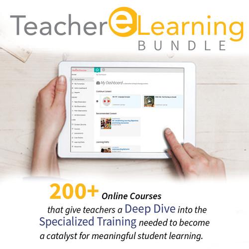 200+ online courses for teachers