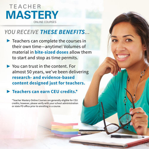 benefits of teacher mastery online courses