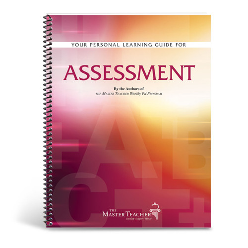 cover of assessment book