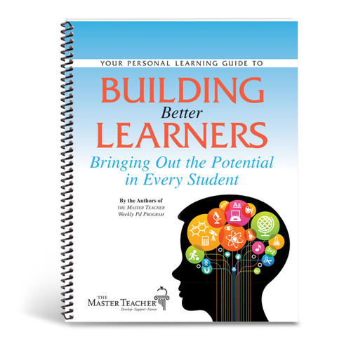 cover of building better learners book