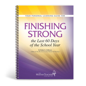 cover of finishing strong in the last 60 days book