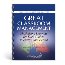 cover of great classroom management book