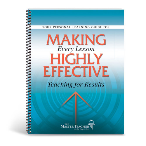 Cover of making every lesson highly effective book