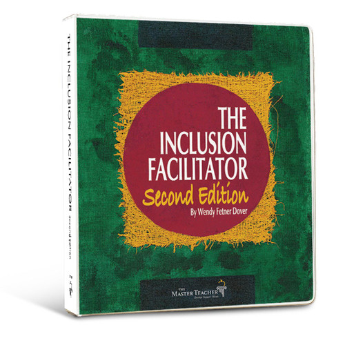 cover of the inclusion facilitator, second edition