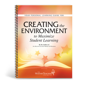 cover of creating the environment book