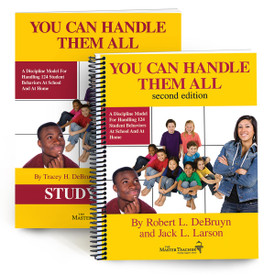cover of you can handle them all book and study guide