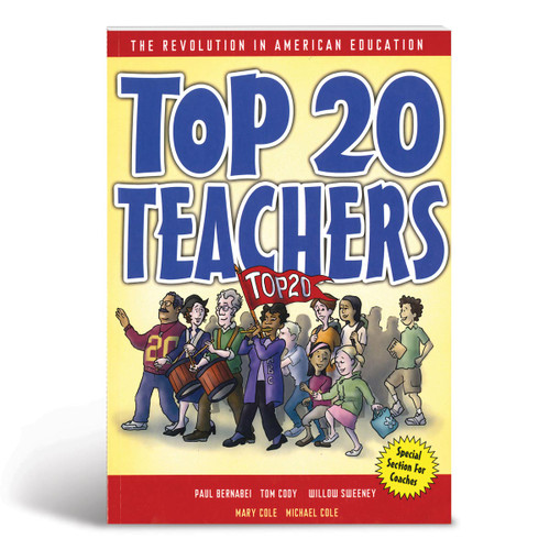 Cover of Top 20 Teachers book
