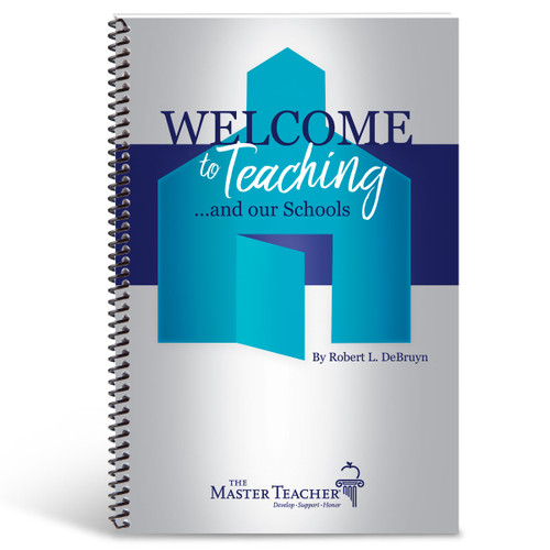 Cover of welcome to teaching book