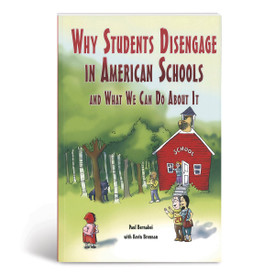 Cover of Why Students Disengage in American Schools and What We Can Do About It book