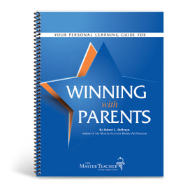 cover of winning with parents book
