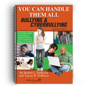 cover of you can handle them all bullying and cyberbullying book