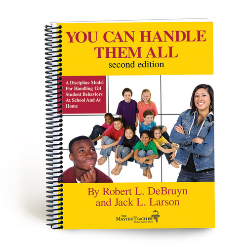 cover of you can handle them all book