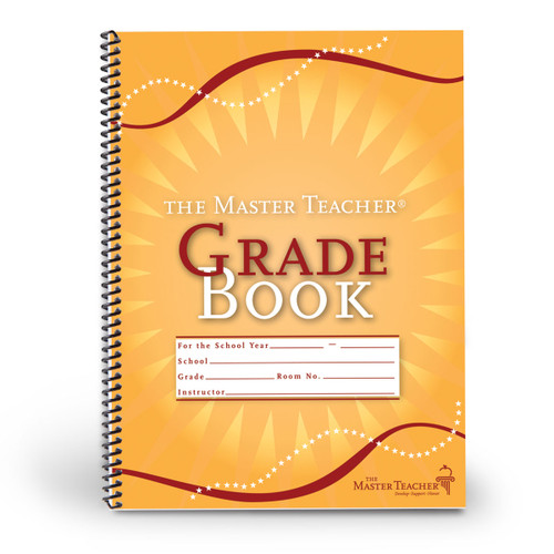 cover of the master teacher's grade book