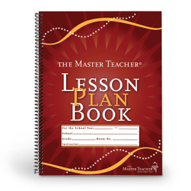 cover of the master teacher's lesson plan book