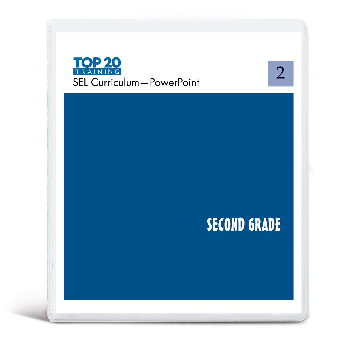 Top 20 teachers PowerPoint curriculum for second grade