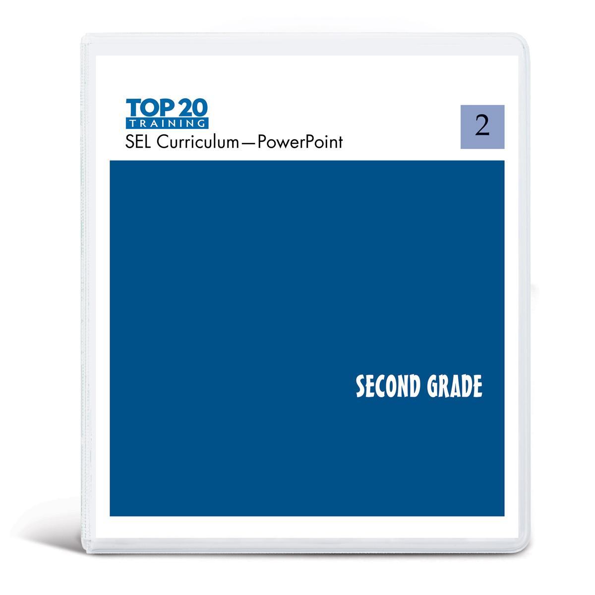 Top 20 teachers PowerPoint curriculum for second grade