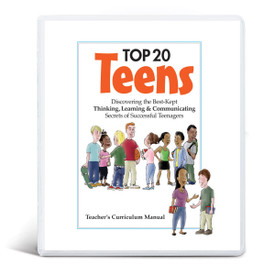 Cover of Top 20 curriculum for grades 7-12