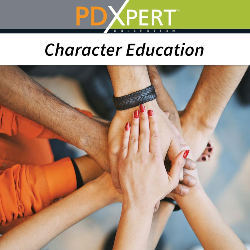 Ready-to-Use Inservice Workshops on Character Education