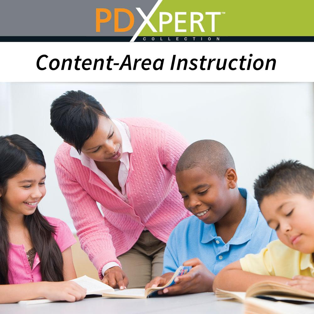 Ready-to-Use Inservice Workshops on Content-Area Instruction