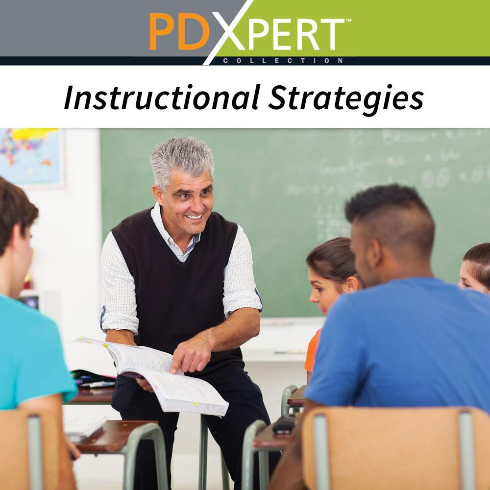 Ready-to-Use Inservice Workshops on Instructional Strategies