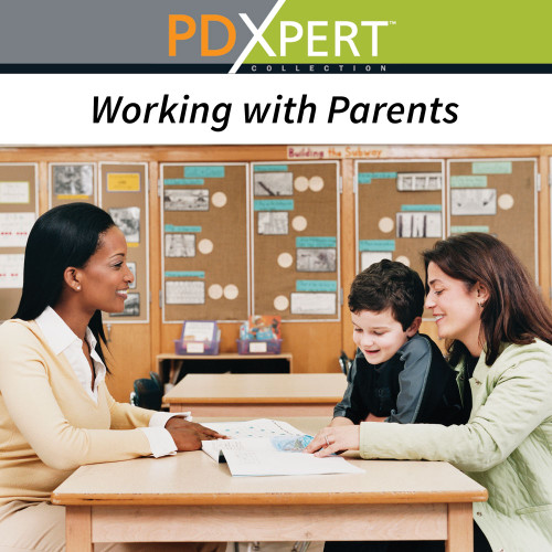 Ready-to-Use Inservice Workshops on Working with Parents